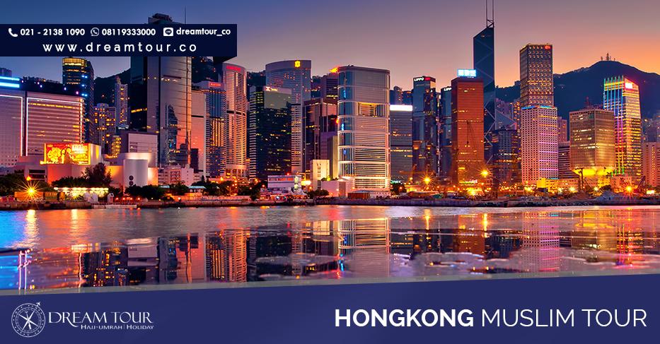 paket wisata muslim hongkog dreamtour