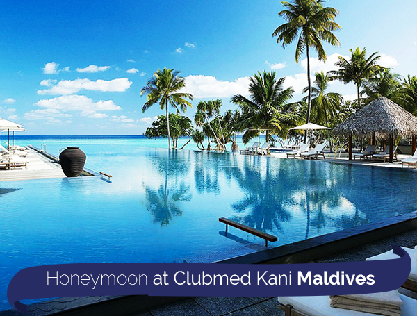 paket honeymoon maldives