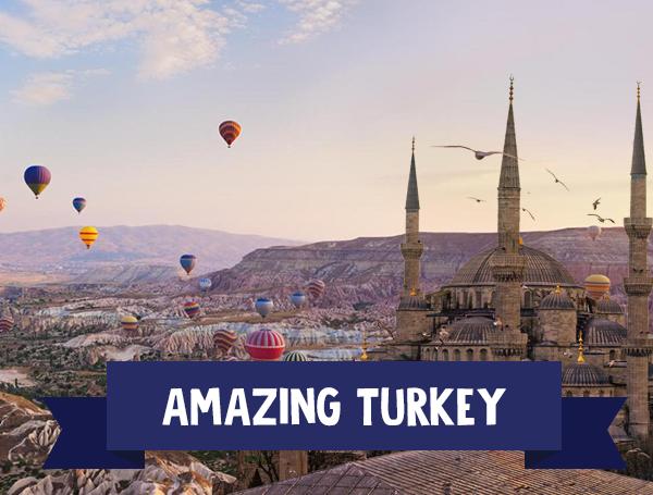 paket wisata internasional turki
