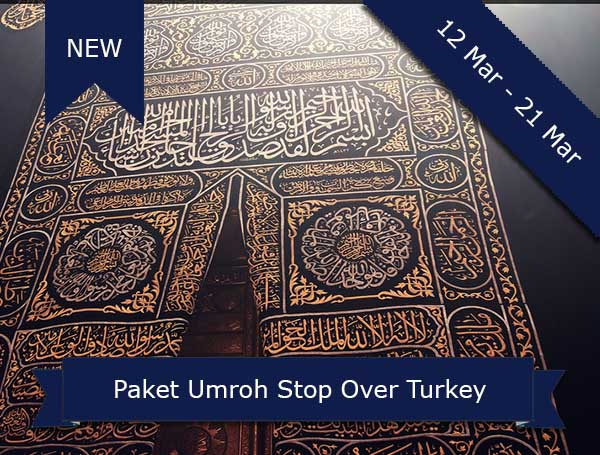 umroh, paket umroh plus turki, paket umroh plus turki  maret 2018, pt dream tour and travel