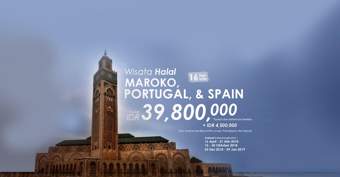 Umroh VIP, muslim tour maroko,muslim tour spanyol, dreamtour, paket umroh, travel umroh terbaik, travel umroh terpercaya, travel umroh jakarta